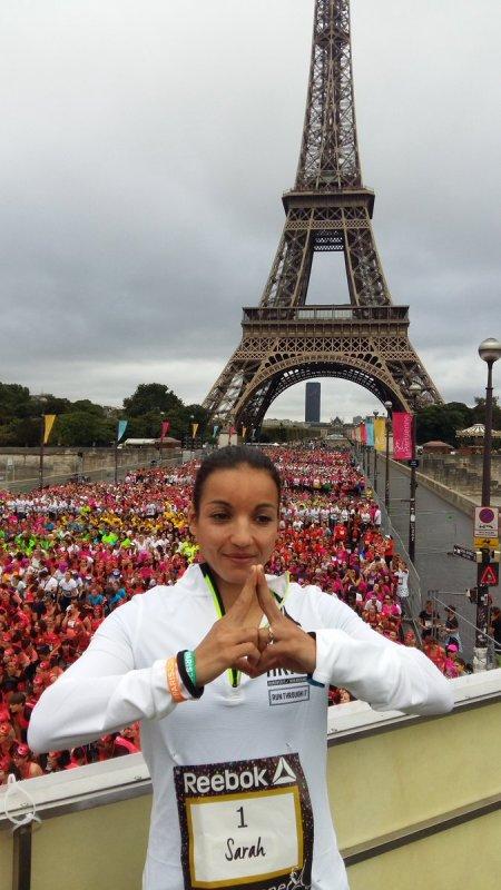 Sarah Ourahmoune (Crédits - Paris 2024)