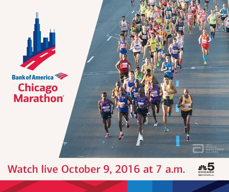 (Crédits - Bank of America Chicago Marathon)