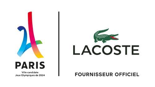 2024« La Candidature » Devient Officiel Lacoste Fournisseur De Jo rthsQCd