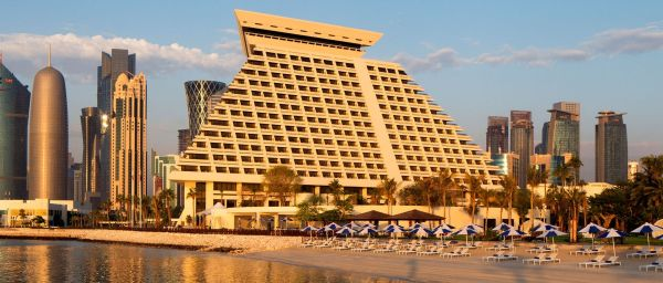 (Crédits - Sheraton Grand Doha Resort & Convention Hotel)