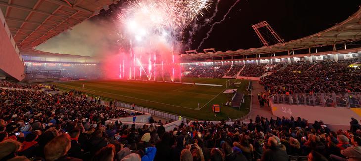 Stadium de Toulouse (Crédits - Ville de Toulouse)