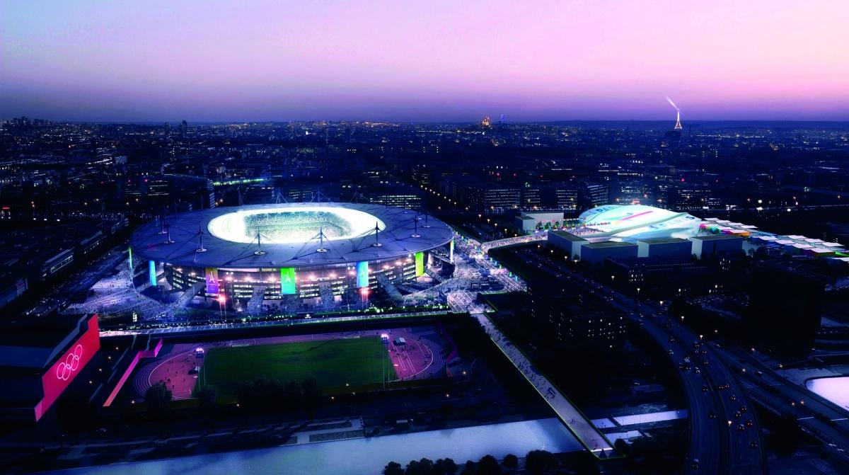 paris 2024 : vers un centre aquatique semi-d�montable �
