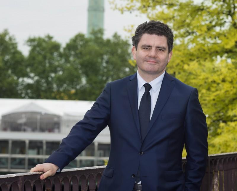 Jean François Roger paris 2024 : jean-françois lamour, special advisor to the president